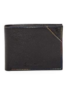Robert Graham Prado Leather Bifold Wallet
