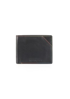 Robert Graham Prado Slim Fold Leather Wallet