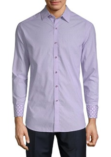 Robert Graham Printed Cotton Shirt
