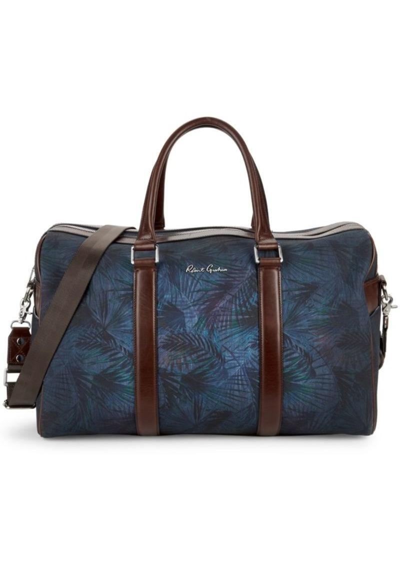 Robert Graham Printed Weekender Bag