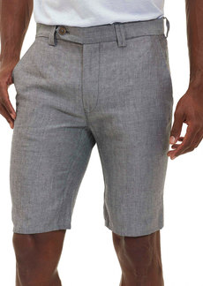 Robert Graham Prundale Dress Shorts  Gray