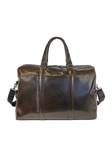 Robert Graham Pull-Up Leather Weekend Bag