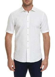 Robert Graham R Collection Romano Short Sleeve Shirt