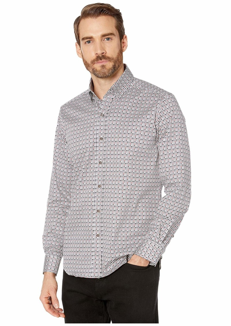 Robert Graham Radcliffe Tailored Fit Sport Shirt
