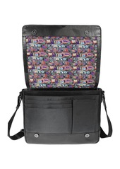 Robert Graham Rallis Compact Messenger Bag