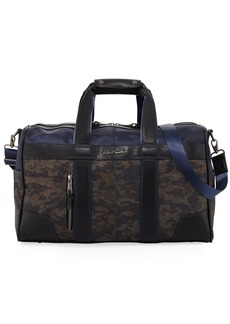 Robert Graham Ramblewood Camo Nylon Duffel Bag