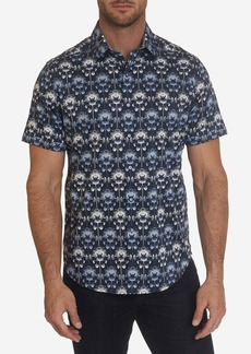Robert Graham Accolade Short Sleeve Shirt