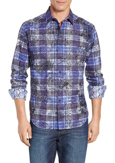 Robert Graham Akada Classic Fit Sport Shirt