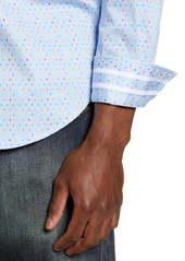 Robert Graham Alderson Regular Fit Button-Up Sport Shirt