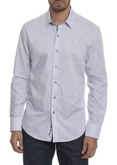Robert Graham Alex Bay Tonal Jacquard Shirt