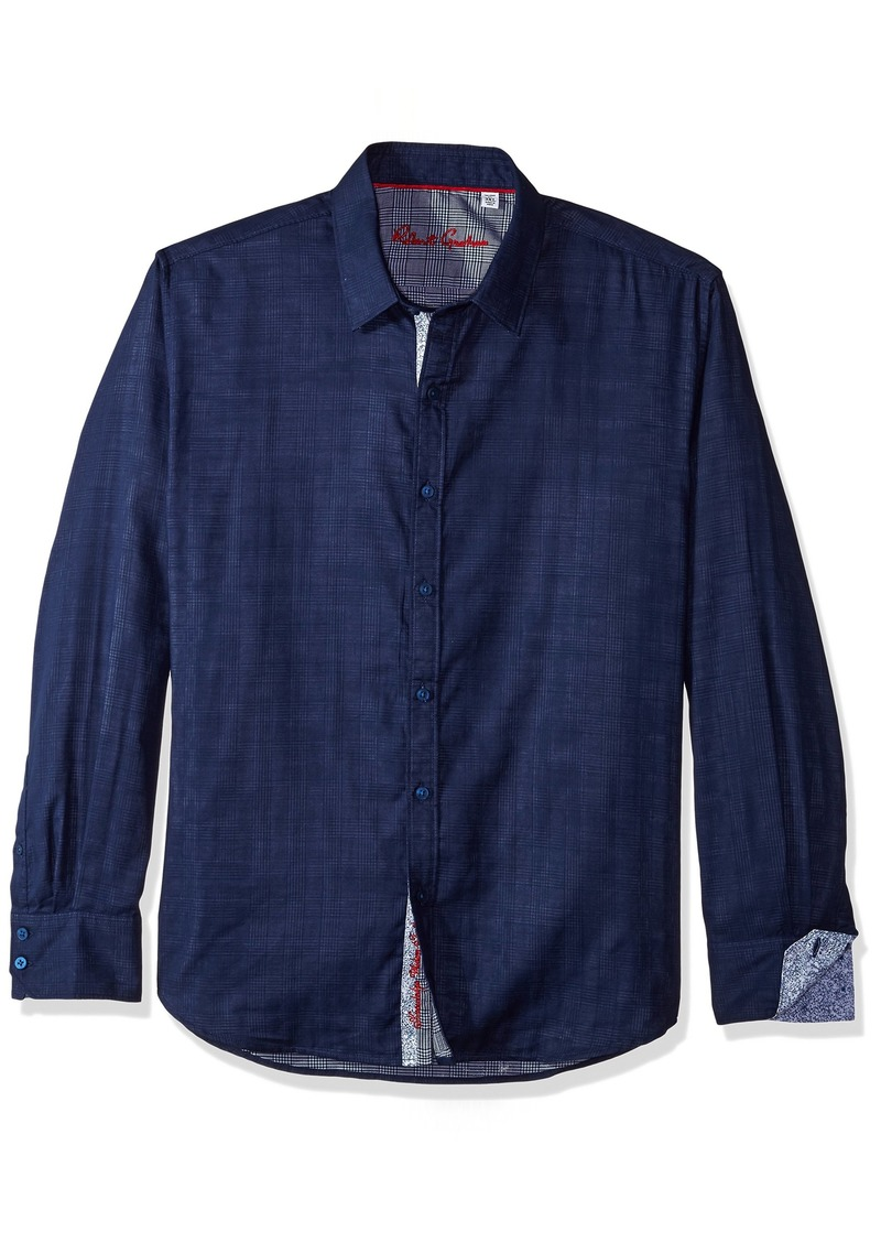 Robert Graham Amin Long Sleeve Woven Shirt