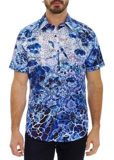 Robert Graham Amulet Short Sleeve Shirt