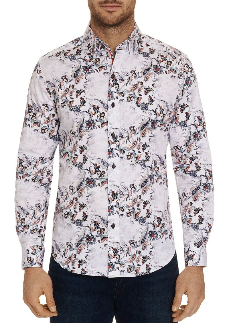 Robert Graham Andale Floral Classic Fit Button-Down Shirt