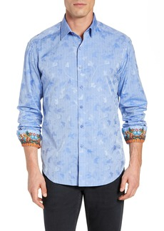Robert Graham Aoki Classic Fit Sport Shirt