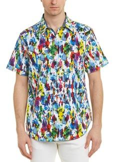 Robert Graham Azimuth Woven Shirt