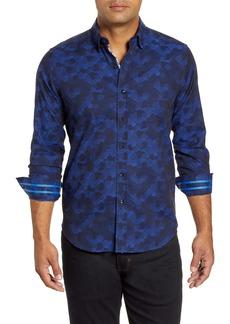 Robert Graham Banfield Button-Up Shirt