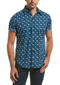 Robert Graham Bankhead Classic Fit Woven Shirt