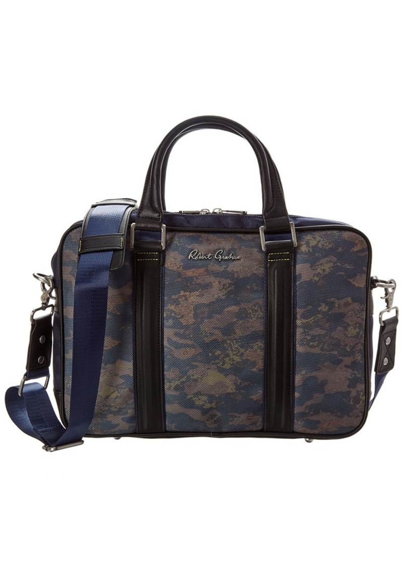 Robert Graham Banner Briefcase