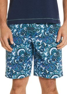 Robert Graham Baracoa Patterned Shorts