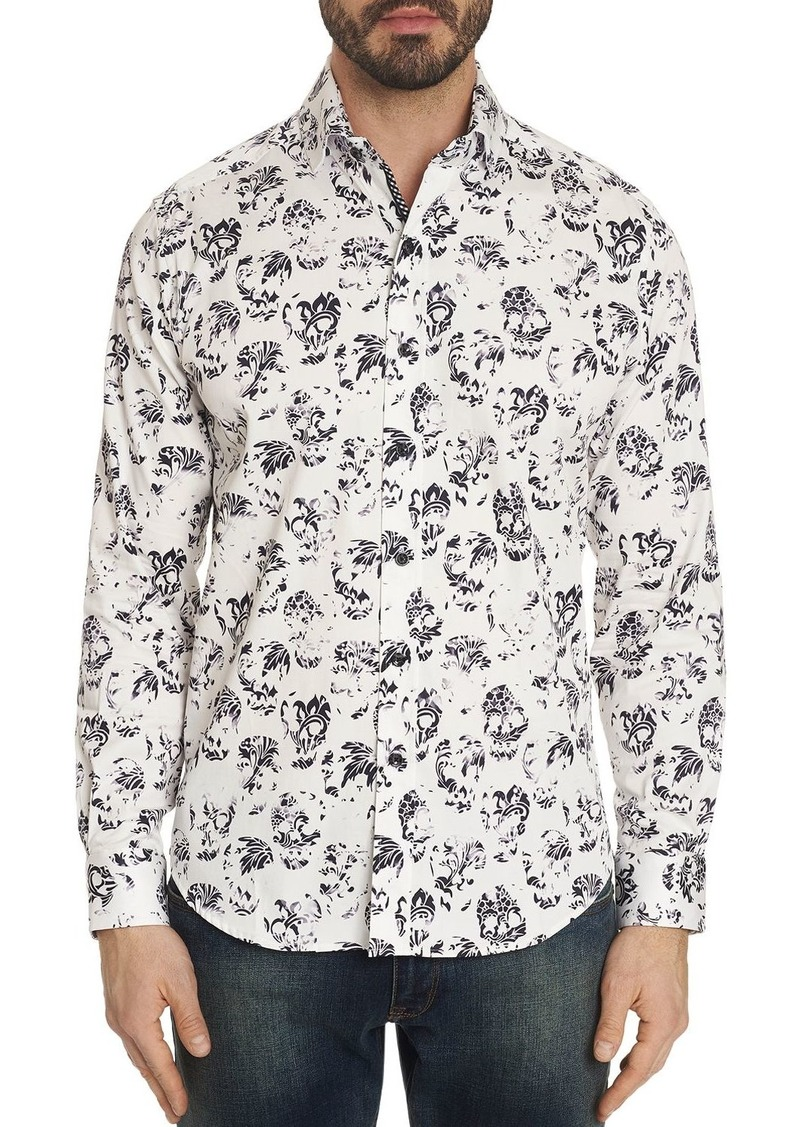 Robert Graham Barnes Classic Fit Shirt