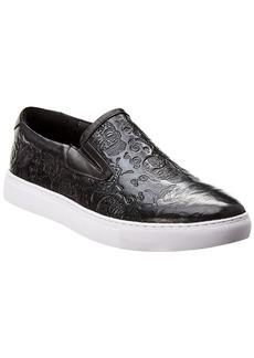Robert Graham Baxter Leather Sneaker
