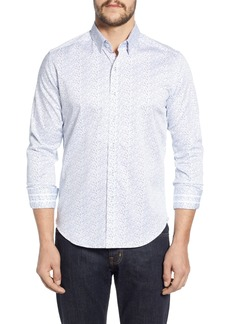 Robert Graham Becan Tailored Fit Sport Shirt