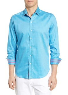 Robert Graham Belden Tailored Fit Sport Shirt