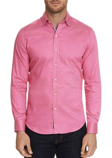 Robert Graham Belden Woven-Pattern Classic Fit Shirt