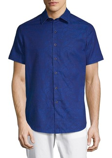 Robert Graham Bell Gardens Classic Fit Woven Shirt
