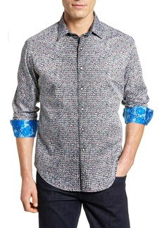 Robert Graham Berger Classic Fit Sport Shirt