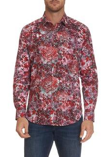 Robert Graham Blood Rose Sport Shirt