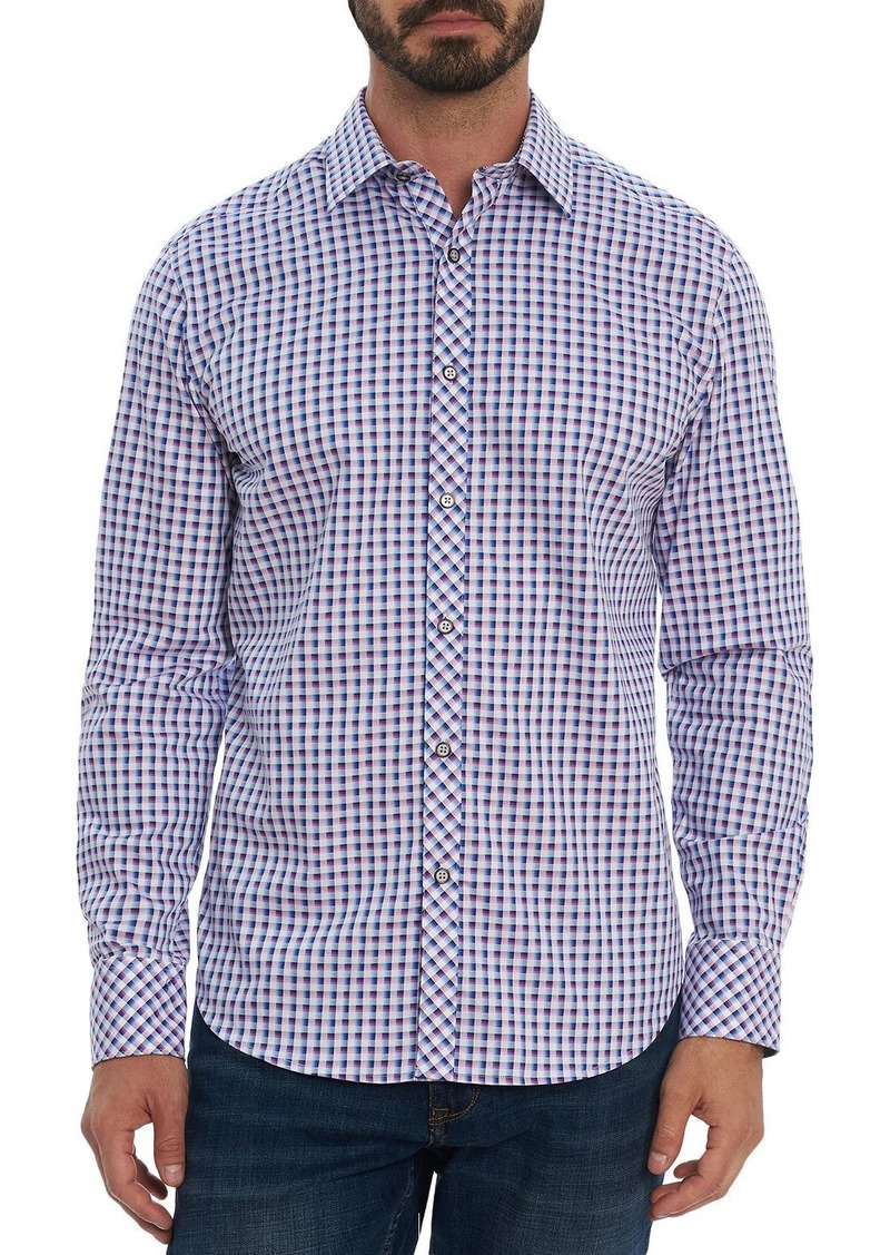 Robert Graham Bonham Classic Fit Long Sleeve Shirt