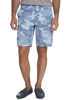 Robert Graham Bottas Cotton Stretch Classic Fit Shorts