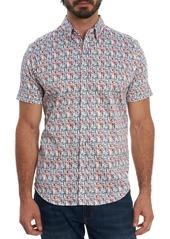 Robert Graham Bottoms Up Short Sleeve Shirt
