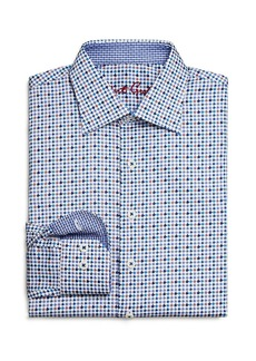 Robert Graham Boys' Arrow Print Dress Shirt - Big Kid