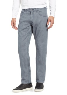 Robert Graham Bray Tailored Straight Leg Jeans