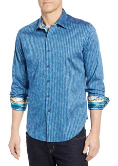 Robert Graham Brinklow Classic Fit Sport Shirt