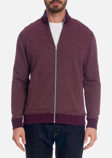 Robert Graham Bronte Full Zip Knit