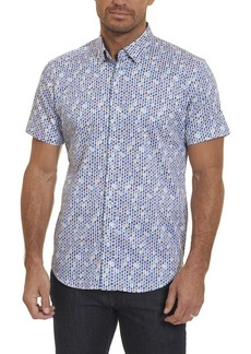 Robert Graham Bryon Short Sleeve Shirt