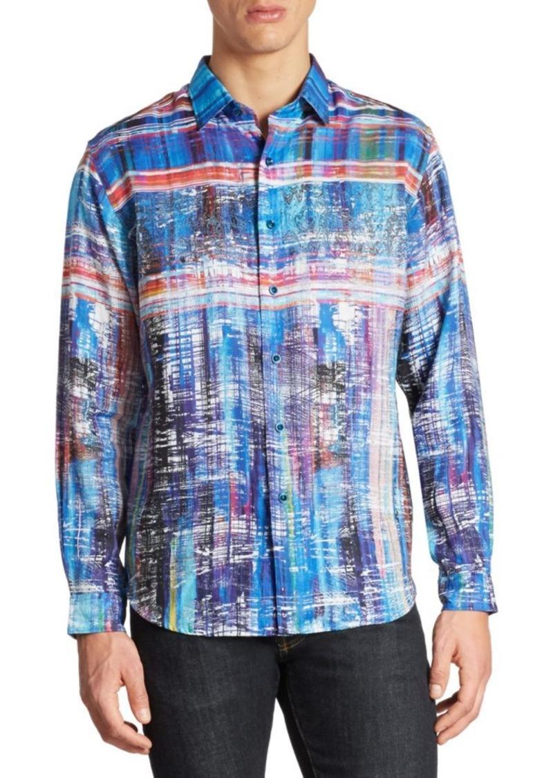 Robert Graham Calabasas Linen Shirt