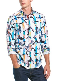 Robert Graham Calazans Classic Fit Woven Shirt