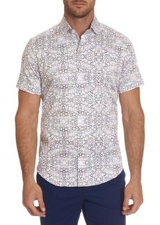 Robert Graham Caldwell Short Sleeve Shirt