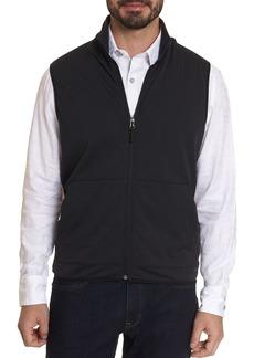 Robert Graham Campbells Stretch Performance Textured Grid Classic Fit Vest