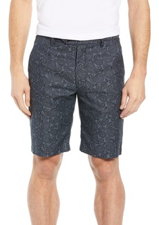 Robert Graham Canon Rock Paisley Shorts