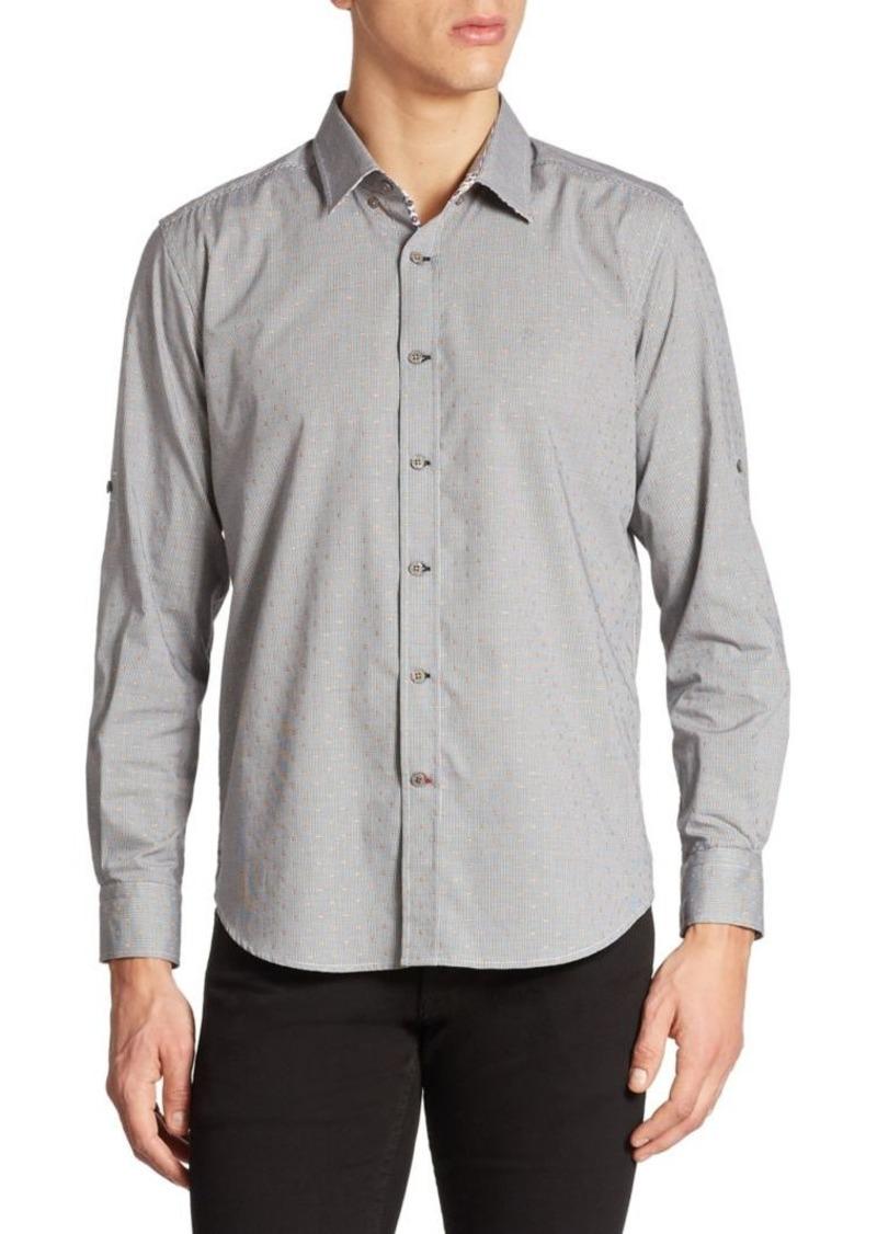 Robert Graham Carlos Regular-Fit Long Sleeve Shirt