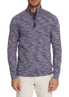 Robert Graham Carney 1/4 Zip Knit