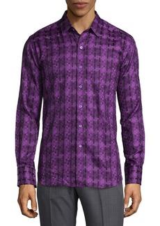 Robert Graham Classic Cotton Button-Down Shirt
