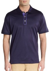 Robert Graham Classic-Fit Windtalker Polo Shirt