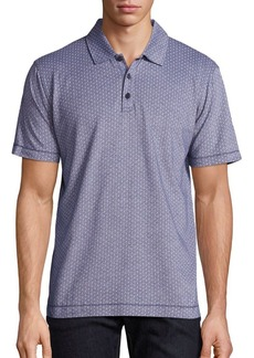 Robert Graham Clone Wars Skull Polo