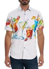 Robert Graham Cocktail Party Short Sleeve Shirt